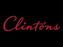 Clintons discount code