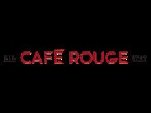 Cafe Rouge voucher