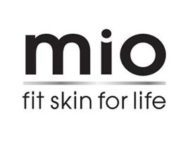mio skincare logo